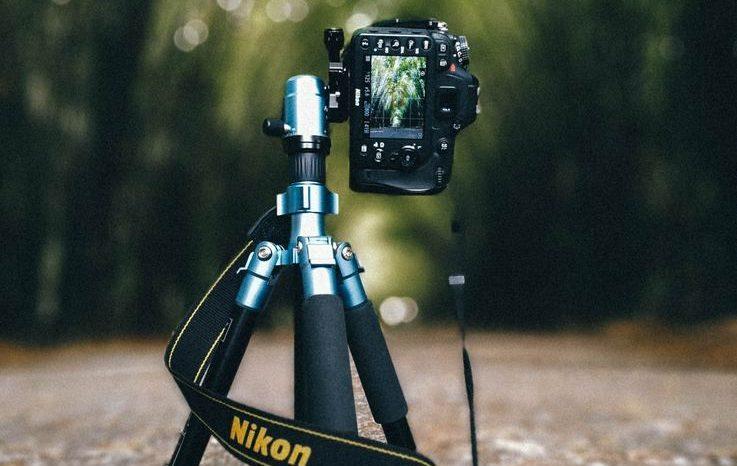 Kamerastativ för skarpa bilder