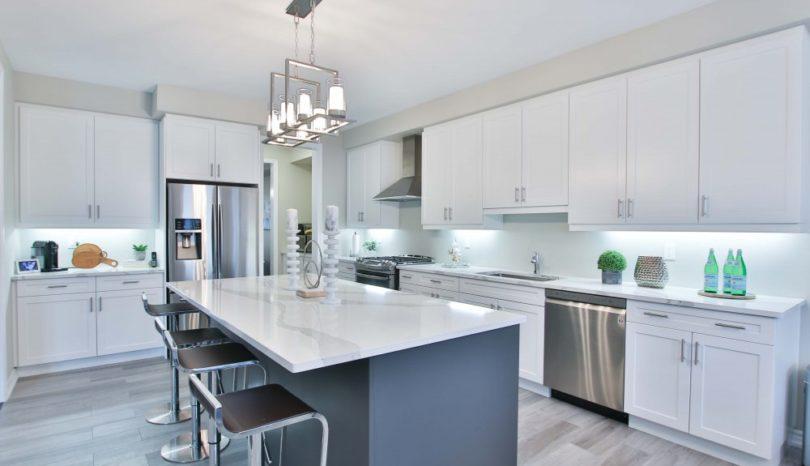 Lämna över köksrenoveringen till ett professionellt byggföretag