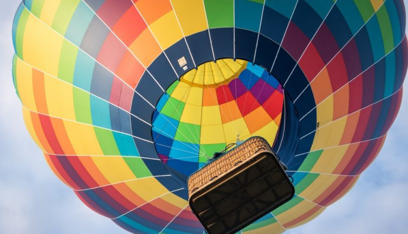 Högtflygande drömmar med Dreamballoon.se